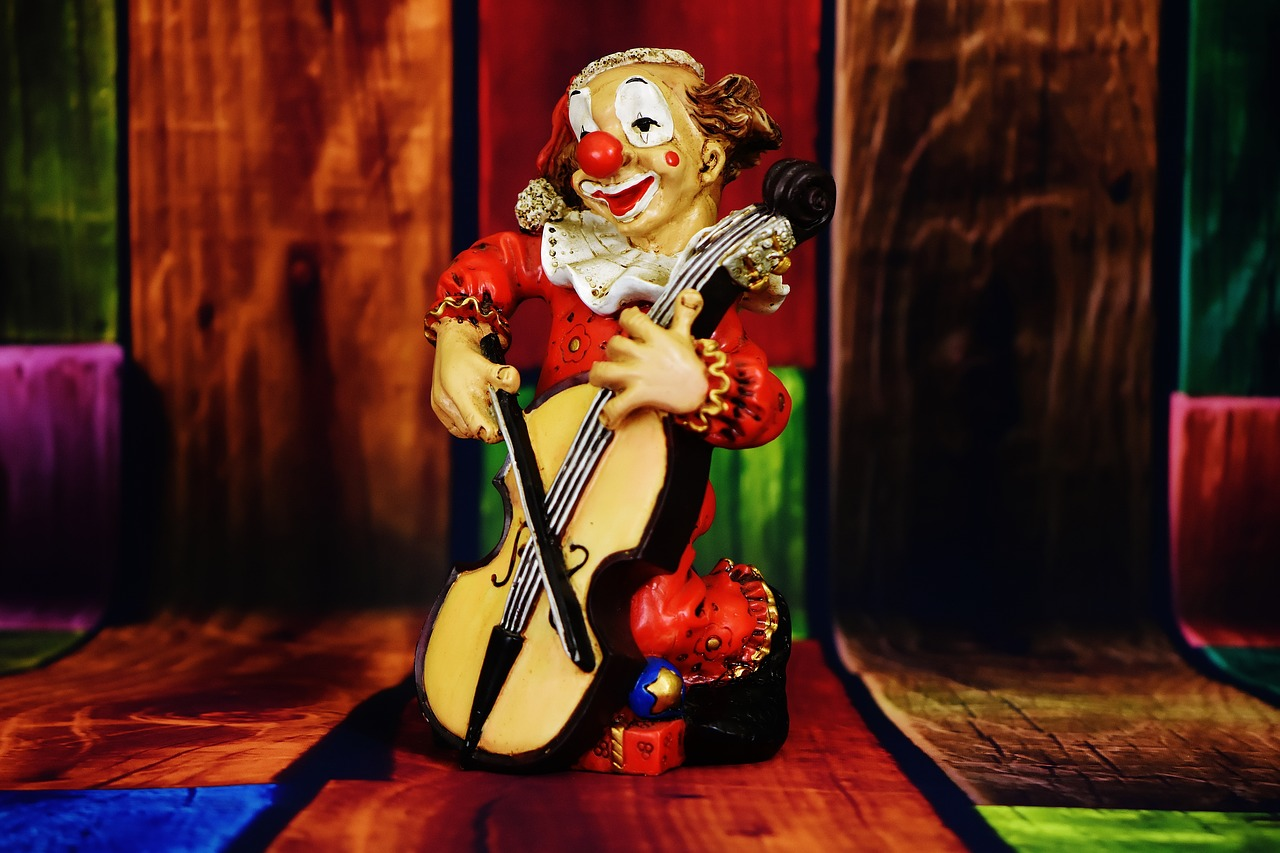 clown-PIXABY